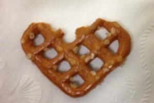 Pretzel Heart